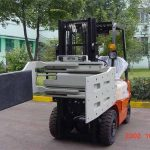 China Clemă multifuncțională cu accesorii hidraulice pentru camioane cu stivuitoare eficiente
