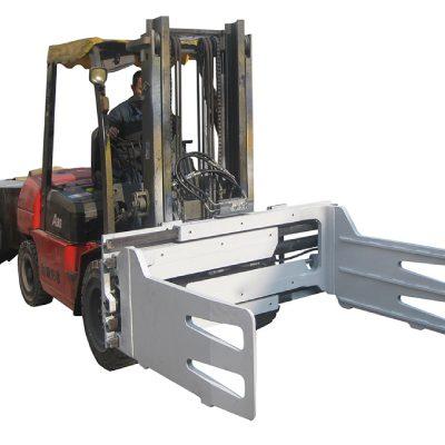Furcă pentru camioane rotative, cu stivuitor