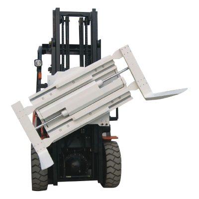 China furnizor Cleme pentru ridicarea furculiței de 3 tone cu furcă învârtitoare