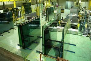 Industria sticlei