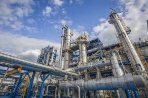 Industria petrochimică
